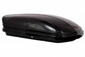 Автомобильный бокс Menabo Mania 320 (138х79х37) 320 L (Черный глянец)